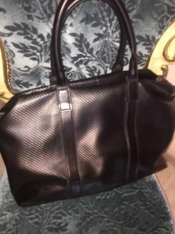 f2639e267 Luxusní černá pánská taška Zara men, prodám, na prodej